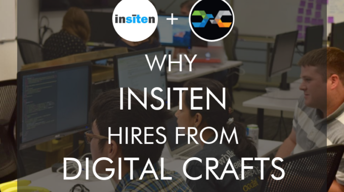 Insiten CEO Hiring Junior Developers From DigitalCrafts